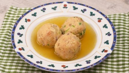Canederli balls: the original italian recipe ready in no-time!