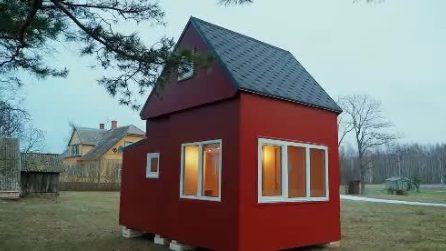 Questa casa da sogno si monta in sole 3 ore