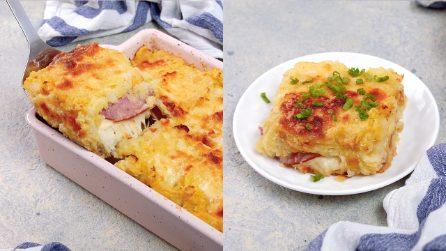 Sformato di cavolfiore e patate: la ricetta al forno per una cena perfetta!