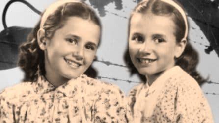 Le bambine sopravvissute ad Auschwitz grazie alla loro somiglianza: la storia delle sorelle Bucci