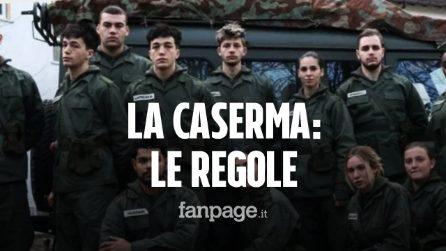 La Caserma in tv: ecco tutte le regole che i ragazzi dovranno rispettare nel docu-reality di Rai2