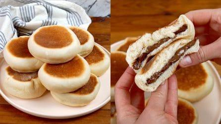 Hotteok: i classici pancakes corani da preparare in padella in pochi e semplici passi!