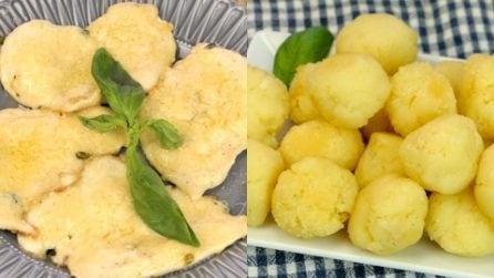 Ami il parmigiano più di ogni altra cosa? Allora impazzirai per queste ricette!