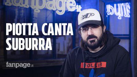 """Piotta racconta la Roma di Suburra: """"Dal rap al folk, canto i personaggi con la musica della città"""""""