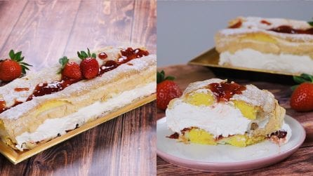Kardinalschnitte: the viennese dessert perfect to surpise your guests!