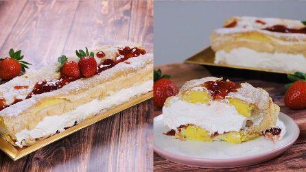 Kardinalschnitte: il dolce tipico viennese perfetto per stupire i tuoi ospiti!