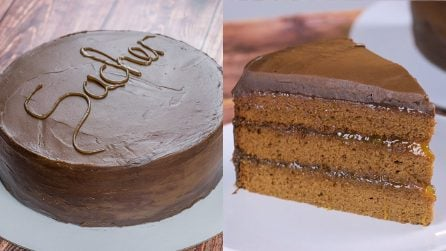 Sacher cake: a few and easy steps to make it perfect!