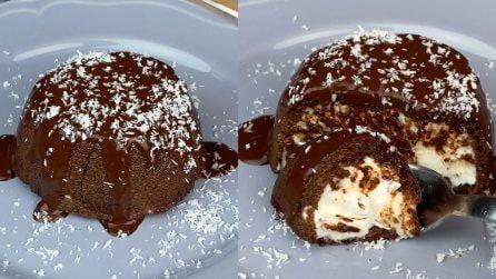 Tortino al cioccolato light: il dolce goloso che non vi farà sentire in colpa!