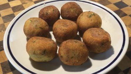 Polpette cacio e uova: la ricetta del secondo piatto saporito