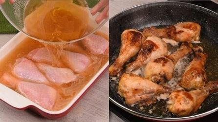 Pollo alla birra: come renderlo tenero e saporito!