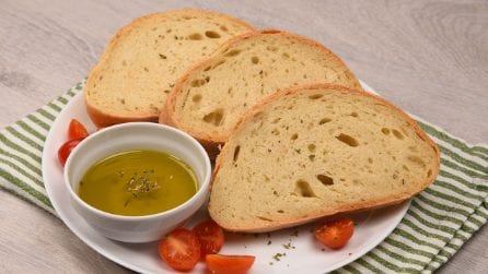 Homemade bread: a fast recipe to make it crunchy!