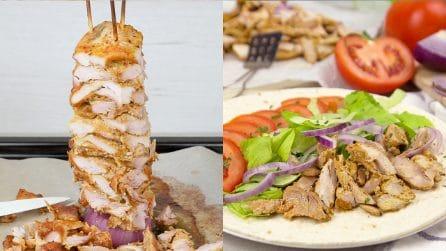 Kebab di pollo: il metodo semplice per farlo a casa tua!
