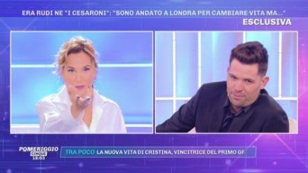 """Niccolò Centioni che fu Rudy ne I Cesaroni: """"Sogno di fare il doppiatore"""""""