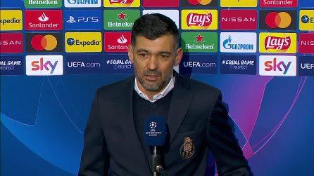 Sérgio Conceição spiega come il Porto ha imbrigliato la Juventus