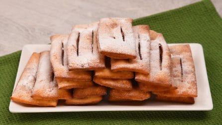 Chiacchiere al limoncello: la variante del classico dolce di carnevale!