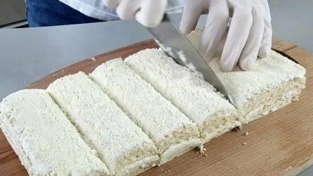 Mini tortini wafer: la ricetta del dessert cremoso e fragrante