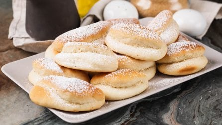 Bao buns al forno: i panini cinesi morbidi e irresistibili!