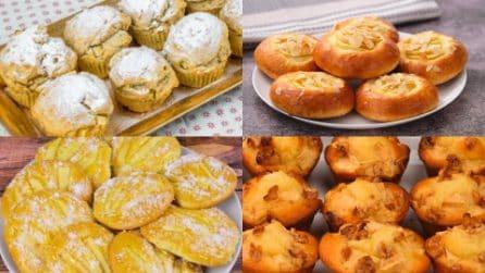 4 Piccole dolcezze alle mele perfette per la merenda o la colazione!