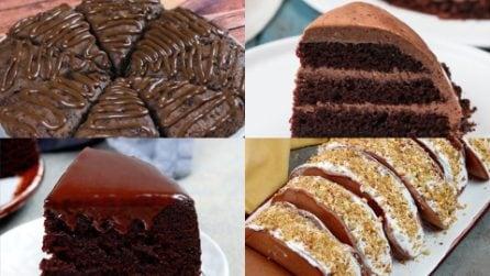 4 Ricette che tutti i golosi di cioccolato devono provare almeno una volta!