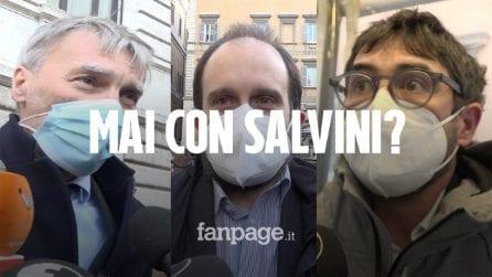 """La sinistra al governo con Salvini? Delrio (Pd): """"No a veti"""". Fratoianni (Si): """"Mai con lui"""""""