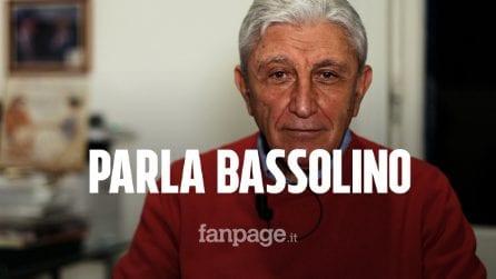 """Bassolino: """"Napoli è la cosa più importante della mia vita. Dare una mano ora è un dovere civile"""""""