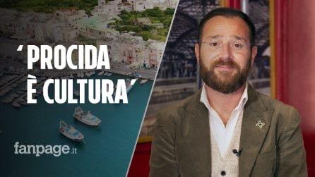 """Procida 2022, il direttore Agostino Riitano: """"Venite sull'isola in punta di piedi"""""""