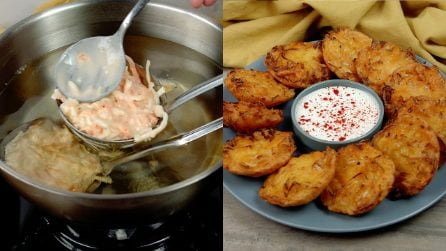 Bakwan: the indonesian recipe for the vegetarian fritters!