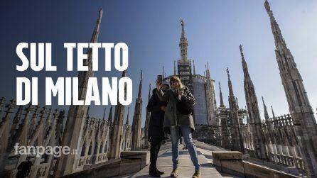 """Milano, riapre il Duomo: """"È la cosa più importante della città, aiutiamolo visitandolo"""""""