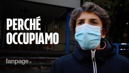 """Licei romani in rivolta durante la pandemia: """"Vi spieghiamo perché occupiamo"""""""