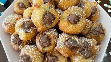 Castagnole ripiene: la ricetta super golosa per prepararle