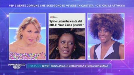 """Sylvie Lubamba: ''Frequento Alessandro, inviato e autore de Le Iene"""""""