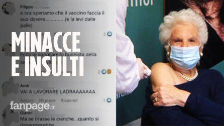 Liliana Segre, insulti e minacce sui social dopo il vaccino: aperta inchiesta per odio razziale