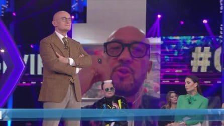GF VIP - La storia di Walter Zenga e dei suoi figli Andrea e Nicolò