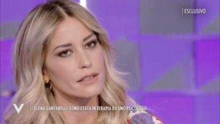 Verissimo - Il crollo di Elena Santarelli