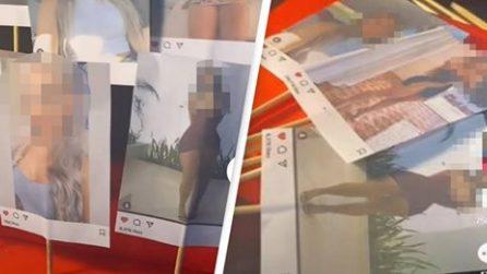 """Raccoglie foto di donne a cui suo marito ha messo 'like' su Instagram: regalo """"speciale"""" per San Valentino"""