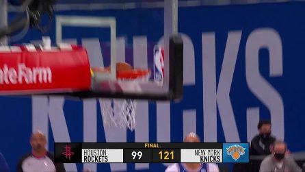 NBA, gli highlights delle le partite giocate nella notte del 14 febbraio