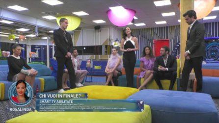 Grande Fratello Vip, le dichiarazioni dei candidati al titolo di terzo finalista