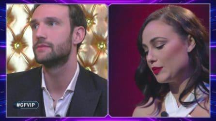 Rosalinda Cannavò ammette la sua attrazione per Andrea Zenga
