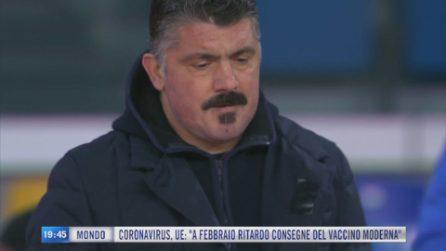 Napoli, emergenza infortuni: restano solo 12 calciatori di movimento