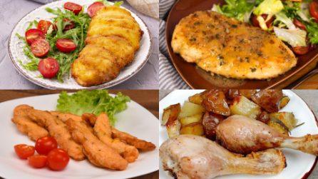 4 idee geniali per cucinare il pollo che devi provare assolutamente!