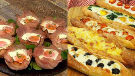 3 idee sfiziose che puoi realizzare con delle semplici uova!