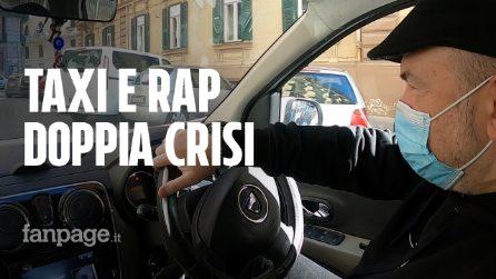 """Tassista e rapper: per Ale Zin la crisi da Covid è un effetto domino: """"Ripresa? Per ora è difficile"""""""