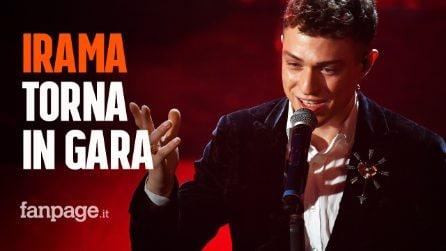 Sanremo 2021, Irama torna in gara al Festival: le case discografiche hanno detto sì