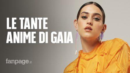 """Gaia a Sanremo 2021 racconta Cuore amaro: """"Racconto soprattutto la voglia di ripartire"""""""