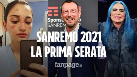 Sanremo 2021, la scaletta della prima serata della 71esima edizione del Festival