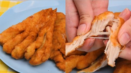 Chicken cutlet: cruncy and tasty, really easy to prepare!