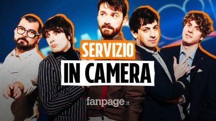 """Prove, tamponi e cazzeggio: lo Stato Sociale racconta il primo Sanremo """"blindato"""""""