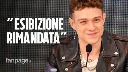 Sanremo 2021, positivo al Covid nello staff di Irama: salta l'esibizione, al suo posto canta Noemi