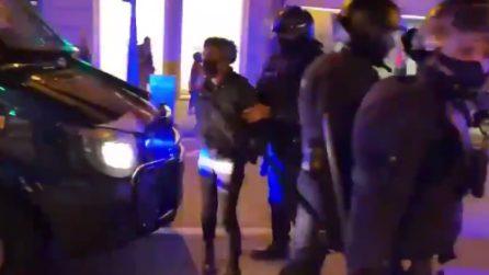 L'italiana arrestata a Barcellona sulla Rambla