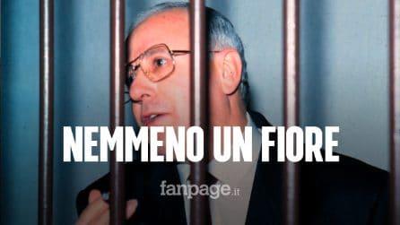 """Morte Raffaele Cutolo, esposto della moglie: """"Vietato anche poggiare un fiore sulla salma"""""""